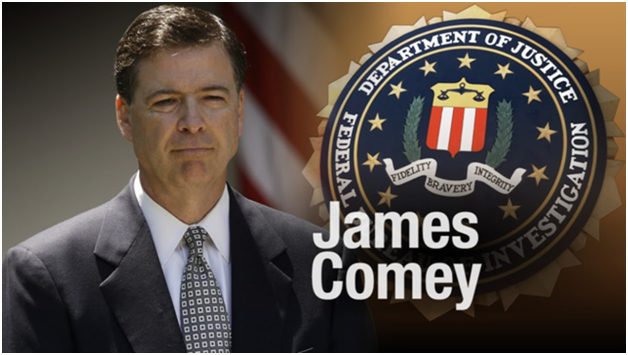 Where is FBI Director Comey Now?